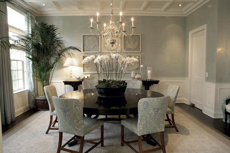 27 Beautiful Dining Rooms That Will Make Your Jaw Drop-1