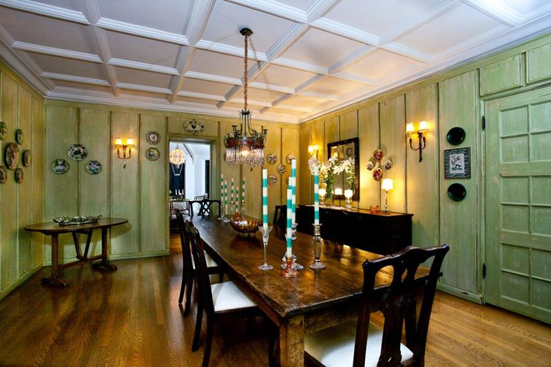 27 Beautiful Dining Rooms That Will Make Your Jaw Drop-12