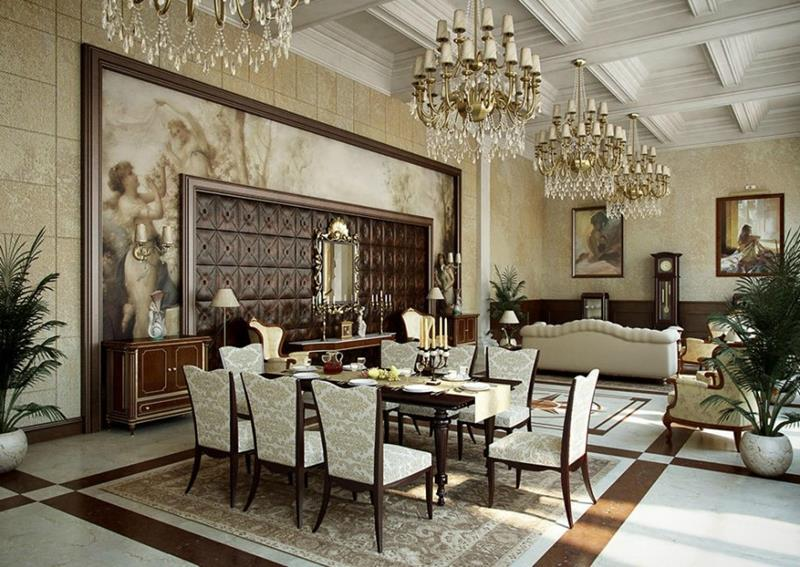 27 Beautiful Dining Rooms That Will Make Your Jaw Drop-15