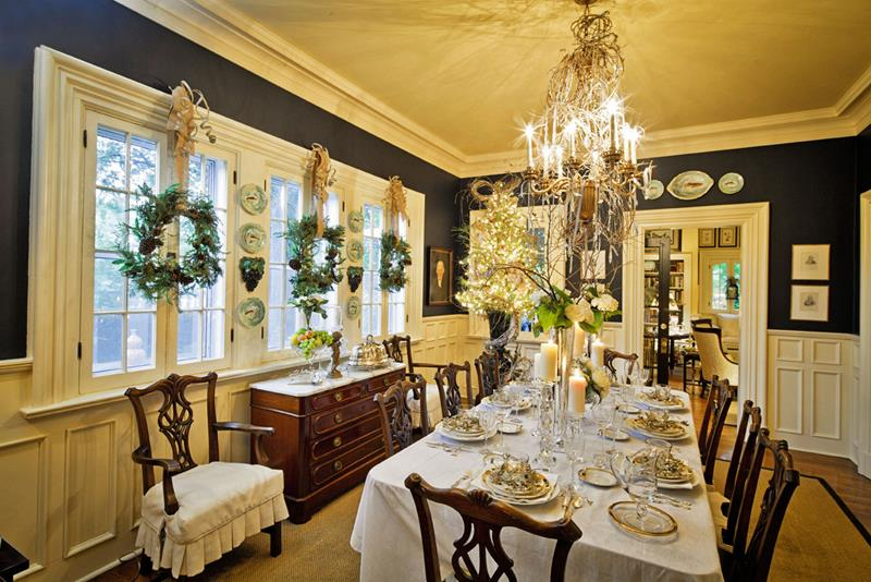 27 Beautiful Dining Rooms That Will Make Your Jaw Drop-16