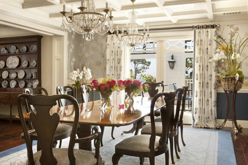 27 Beautiful Dining Rooms That Will Make Your Jaw Drop-2