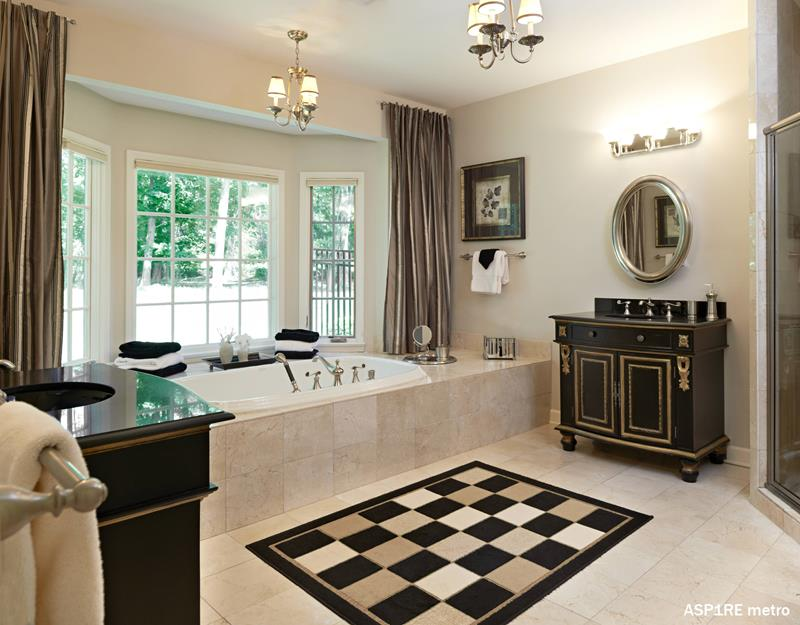 28 Stunningly Luxurious Bathroom Designs-18