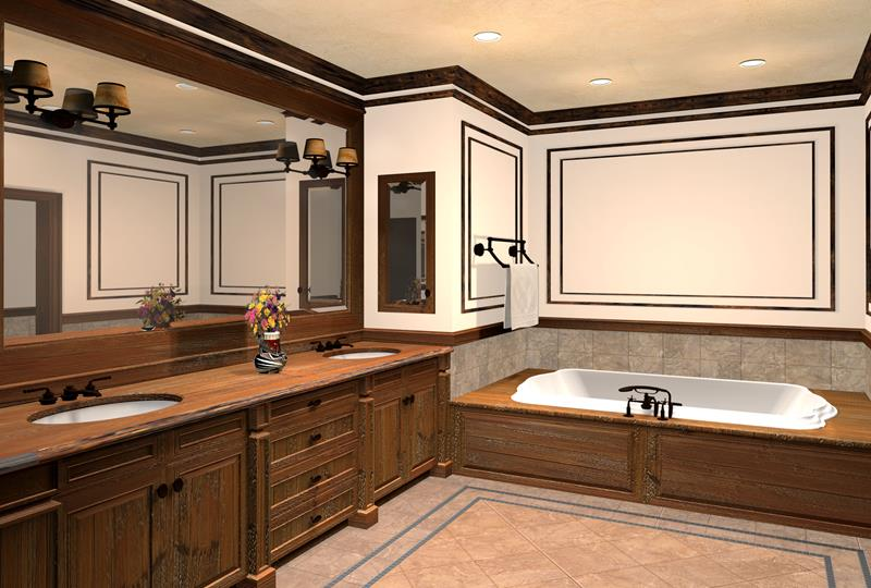28 Stunningly Luxurious Bathroom Designs-23