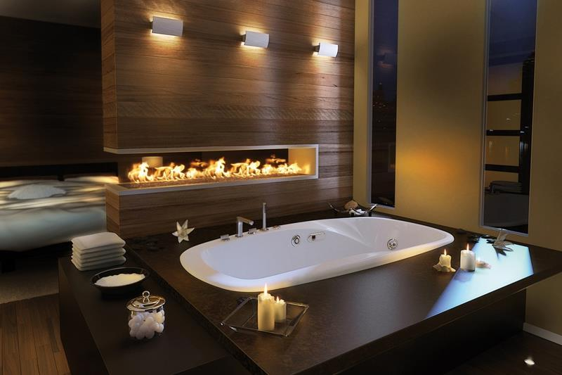 28 Stunningly Luxurious Bathroom Designs-3