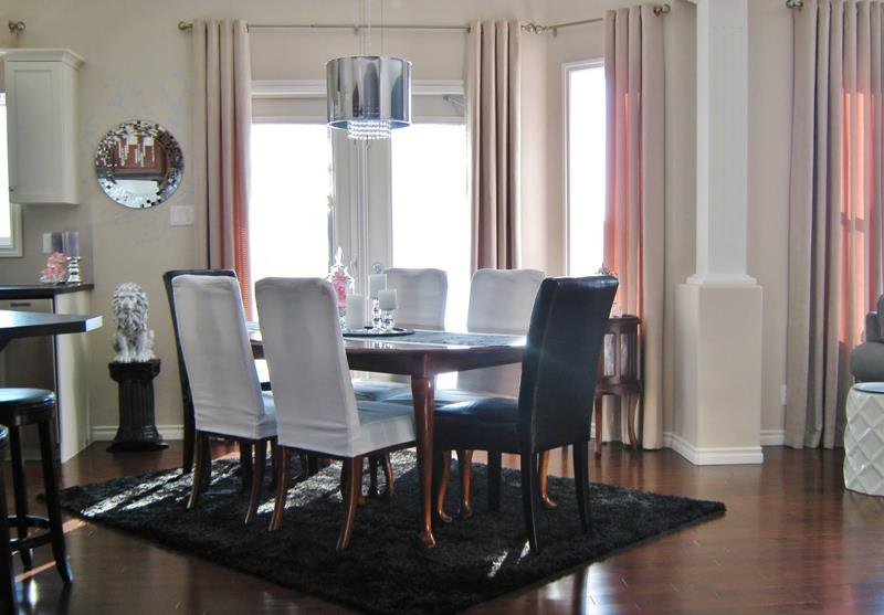 29 Awesome Open Concept Dining Room Designs-17