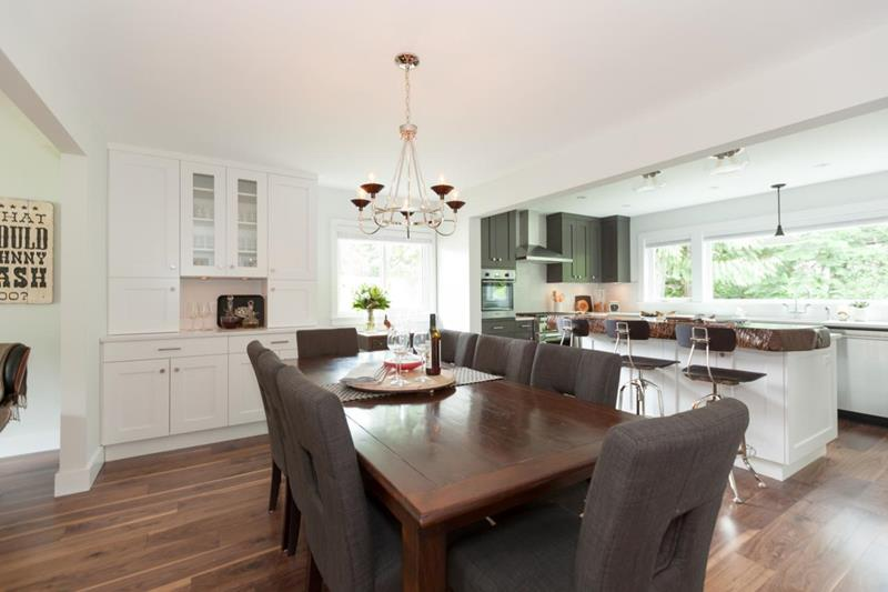 29 Awesome Open Concept Dining Room Designs-25