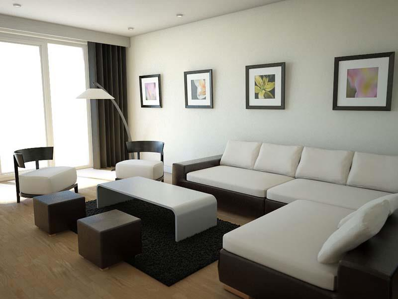 74 Small Living Room Design Ideas-1