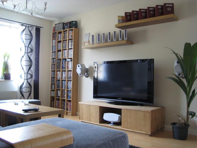 74 Small Living Room Design Ideas-19
