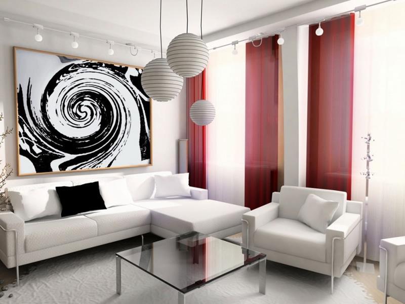 74 Small Living Room Design Ideas-2