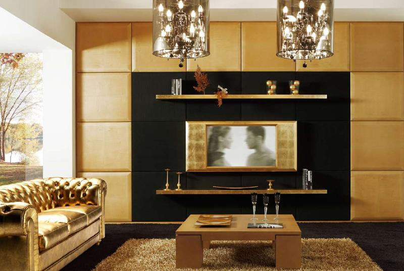 74 Small Living Room Design Ideas-21