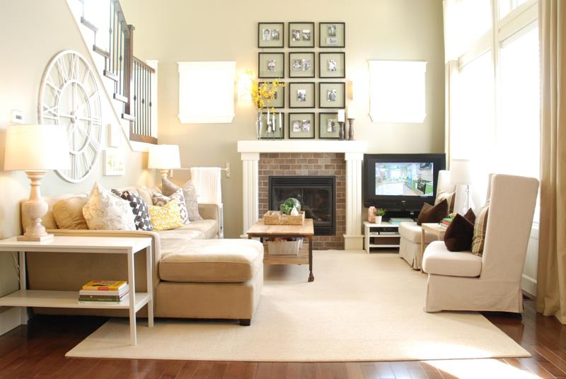 74 Small Living Room Design Ideas-28