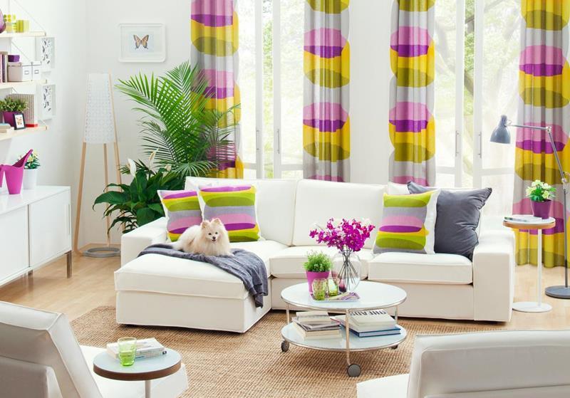 74 Small Living Room Design Ideas-30