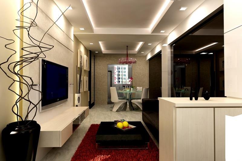 74 Small Living Room Design Ideas-4