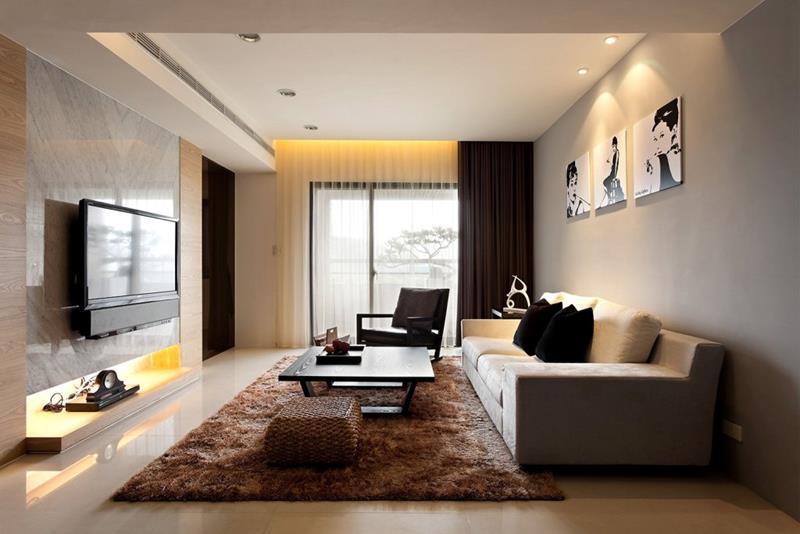 74 Small Living Room Design Ideas-45