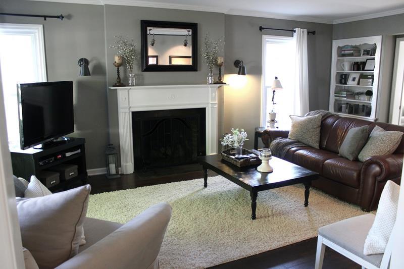 74 Small Living Room Design Ideas-48