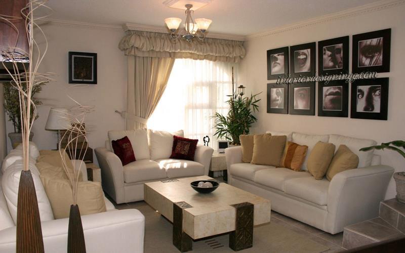 74 Small Living Room Design Ideas-5