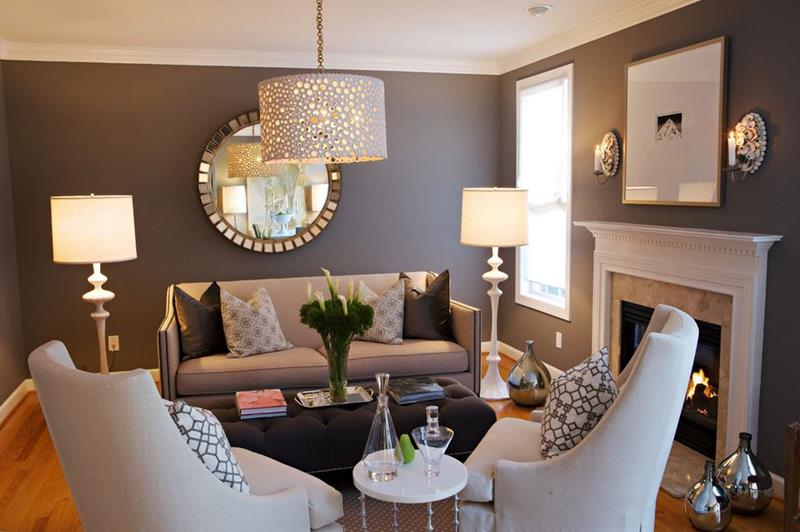 74 Small Living Room Design Ideas-52
