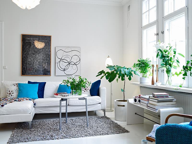74 Small Living Room Design Ideas-68