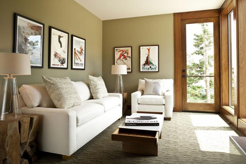 74 Small Living Room Design Ideas-8