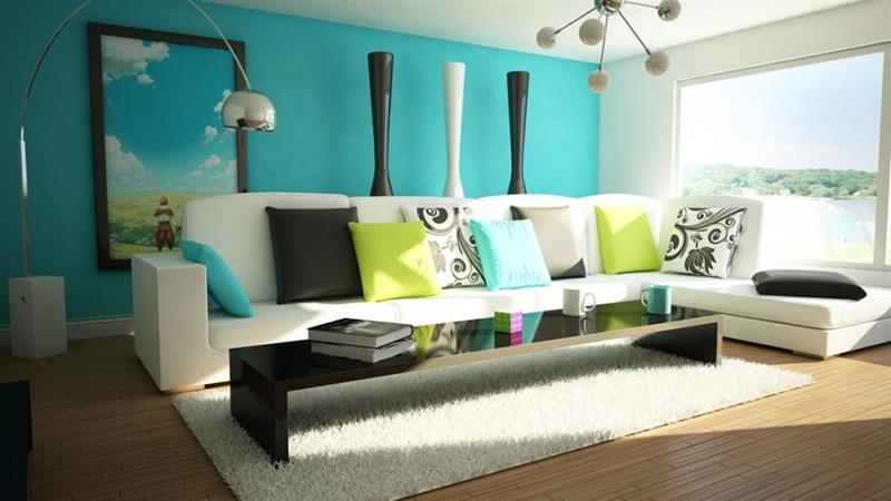 74 Small Living Room Design Ideas-9