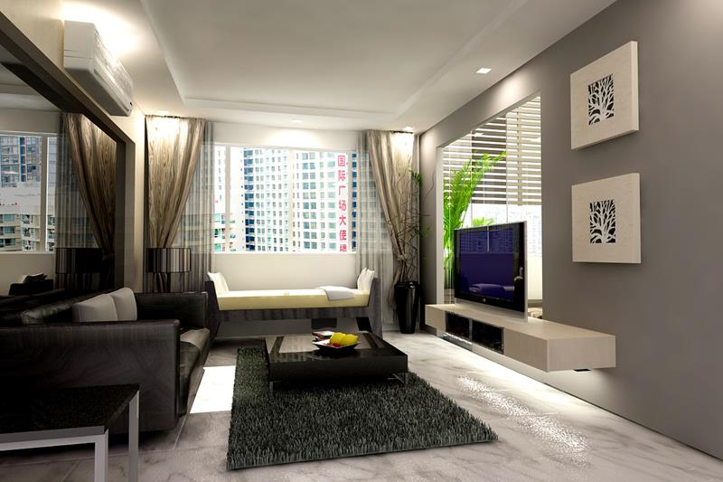 74 Small Living Room Design Ideas-title