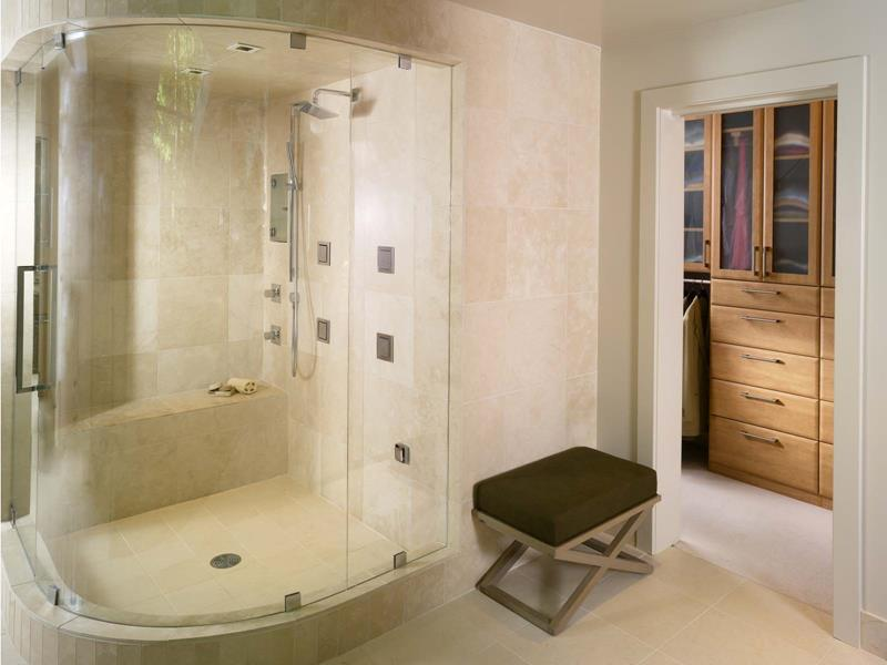 37 Bathrooms With Walk In Showers-34