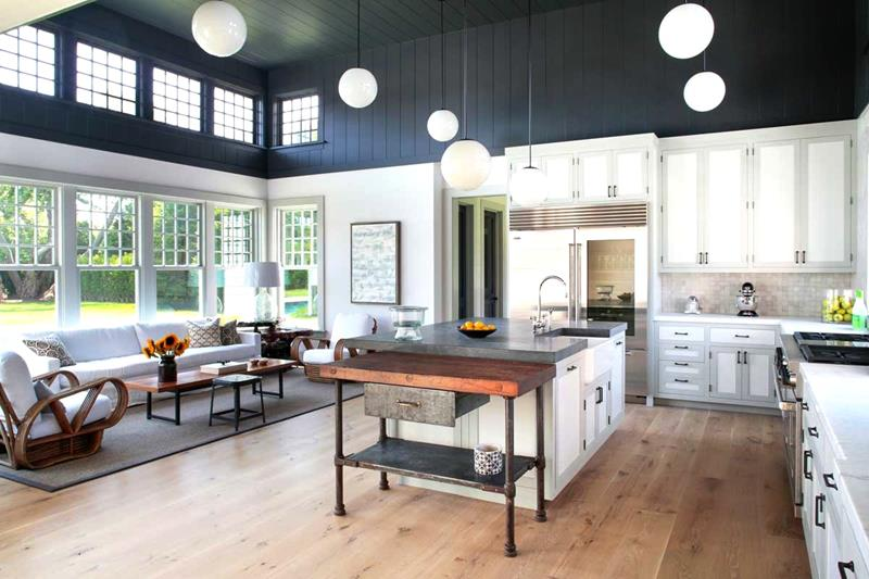 53 Charming Kitchens With Light Wood Floors-17