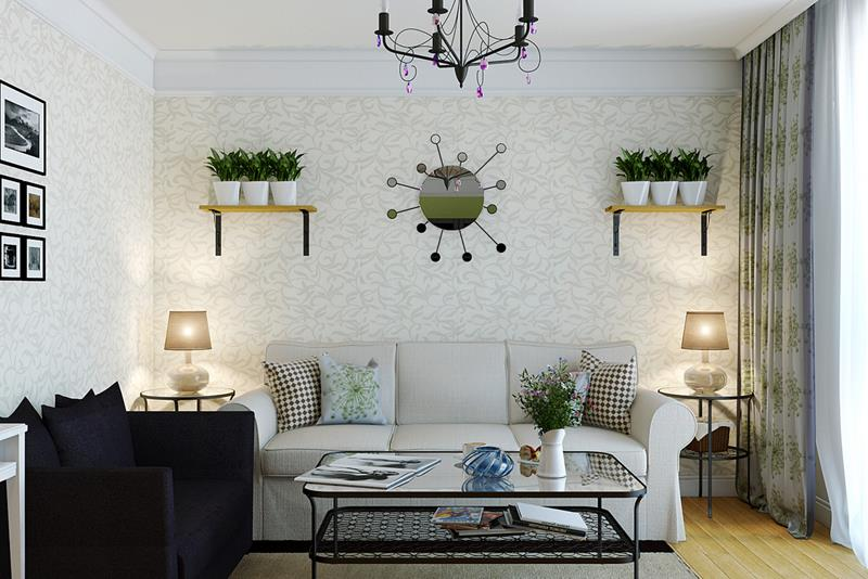 54 Comfortable and Cozy Living Room Designs-15