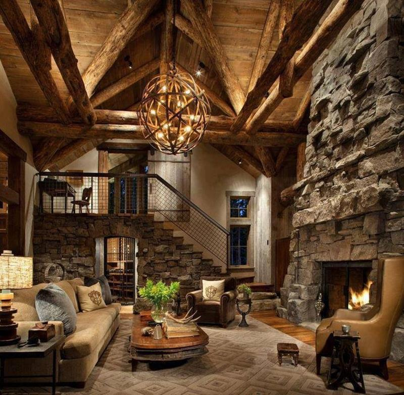 54 Comfortable and Cozy Living Room Designs - Page 6 of 11