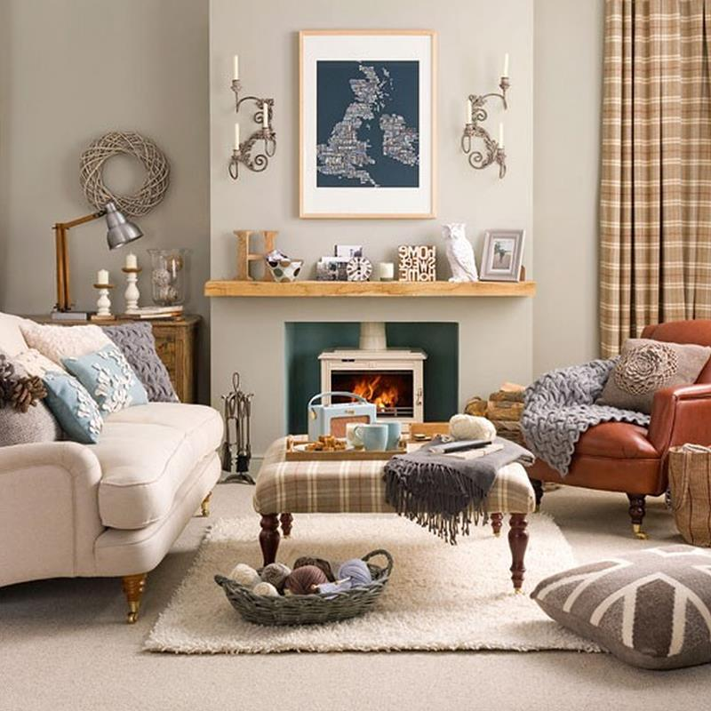54 Comfortable and Cozy Living Room Designs-3