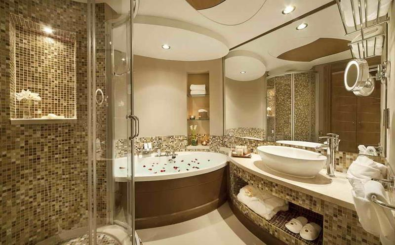 55 Amazing Luxury Bathroom Designs-15