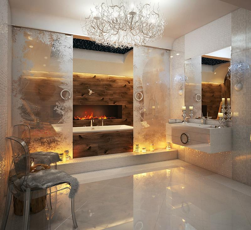 55 Amazing Luxury Bathroom Designs-18