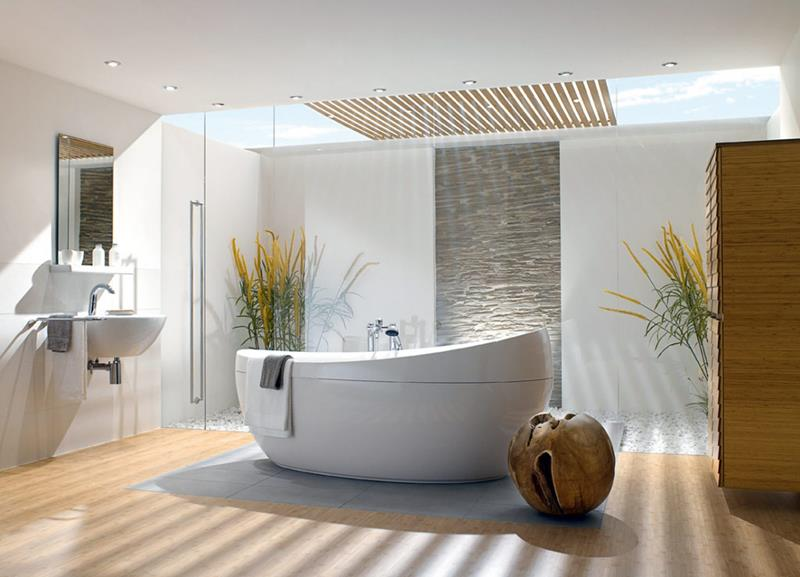 55 Amazing Luxury Bathroom Designs-21