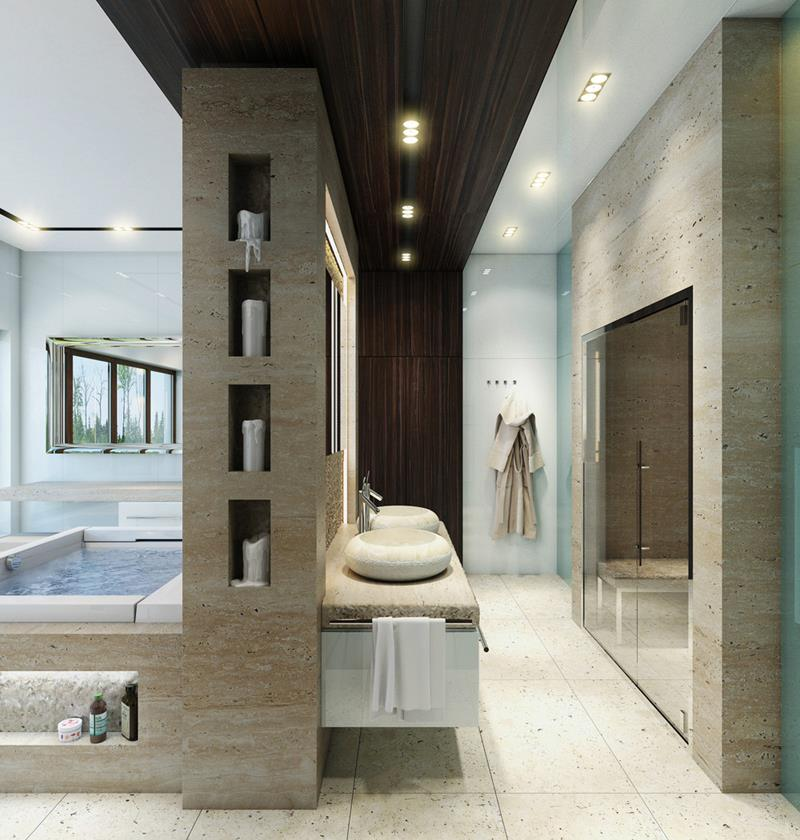 55 Amazing Luxury Bathroom Designs-26