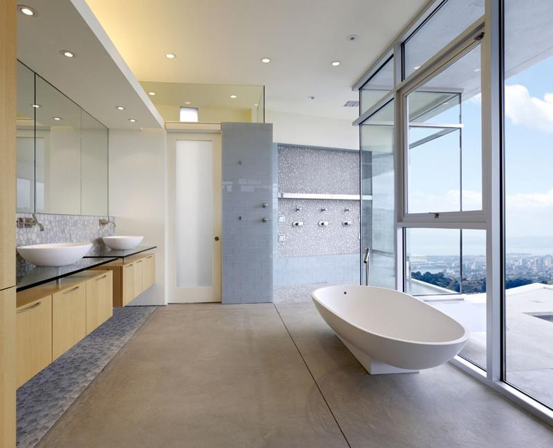 55 Amazing Luxury Bathroom Designs-30