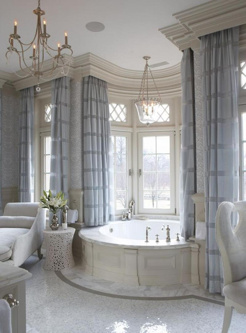 55 Amazing Luxury Bathroom Designs-32