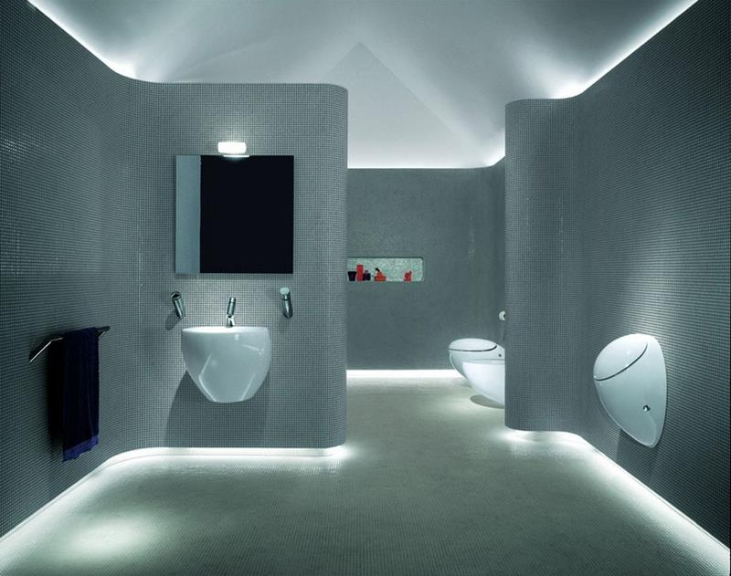 55 Amazing Luxury Bathroom Designs-40