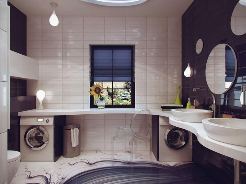 55 Amazing Luxury Bathroom Designs-42