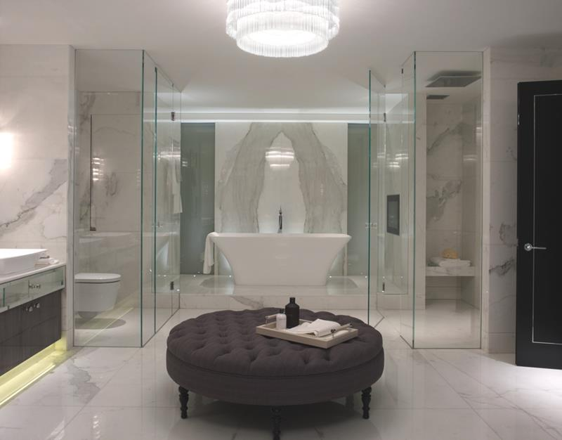 55 Amazing Luxury Bathroom Designs-44