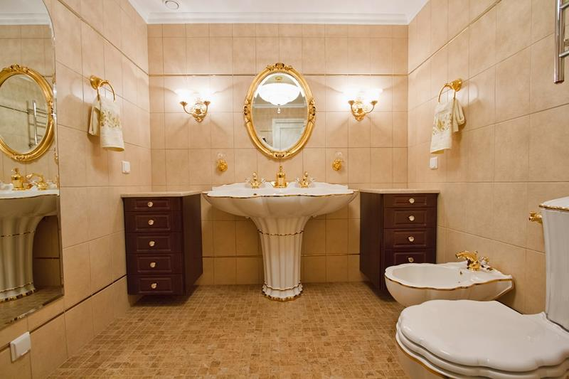 55 Amazing Luxury Bathroom Designs-49