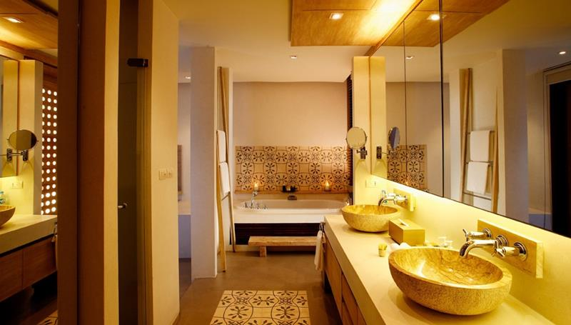 55 Amazing Luxury Bathroom Designs-55