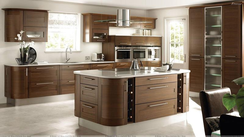 81 Absolutely Amazing Wood Kitchen Designs-12