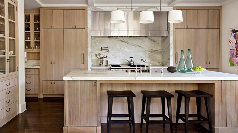 81 Absolutely Amazing Wood Kitchen Designs-16