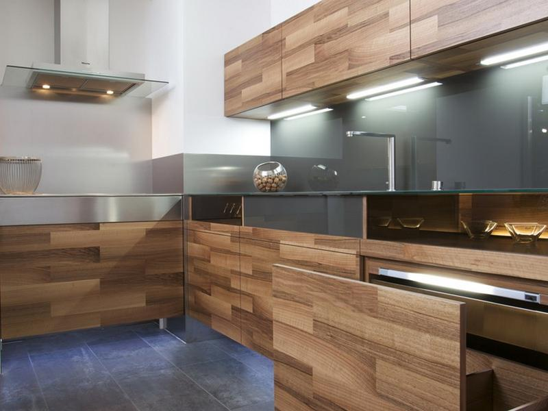 81 Absolutely Amazing Wood Kitchen Designs-41