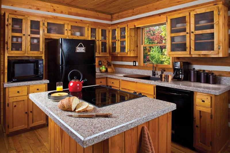 81 Absolutely Amazing Wood Kitchen Designs-44