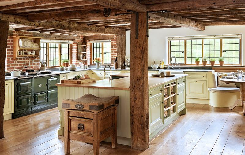 81 Absolutely Amazing Wood Kitchen Designs-45