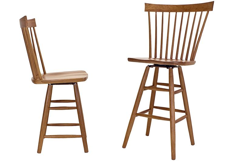 A Guide to Different Types of Barstools and Counter Stools-5a