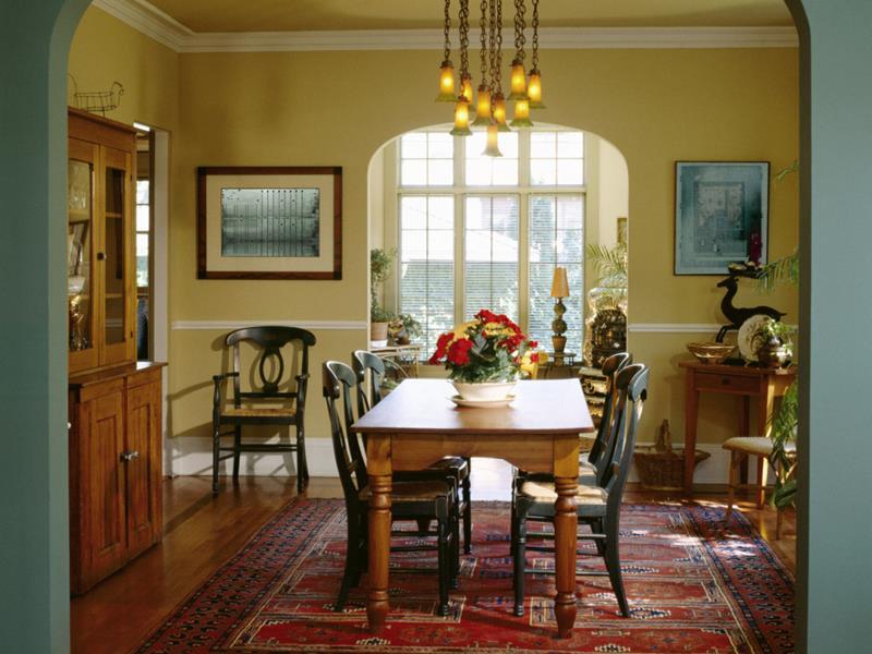 Inviting Dining Room