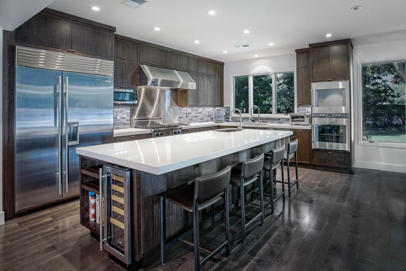 120 Custom Luxury Modern Kitchen Designs-1