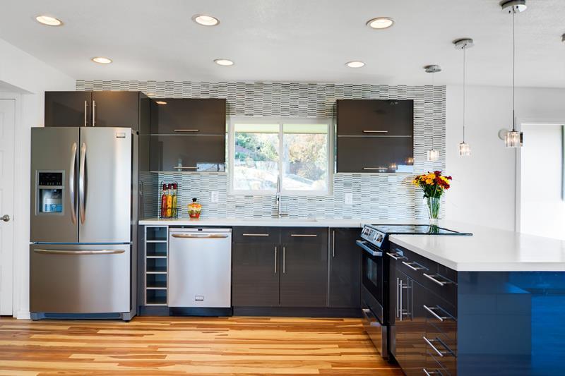 120 Custom Luxury Modern Kitchen Designs-100